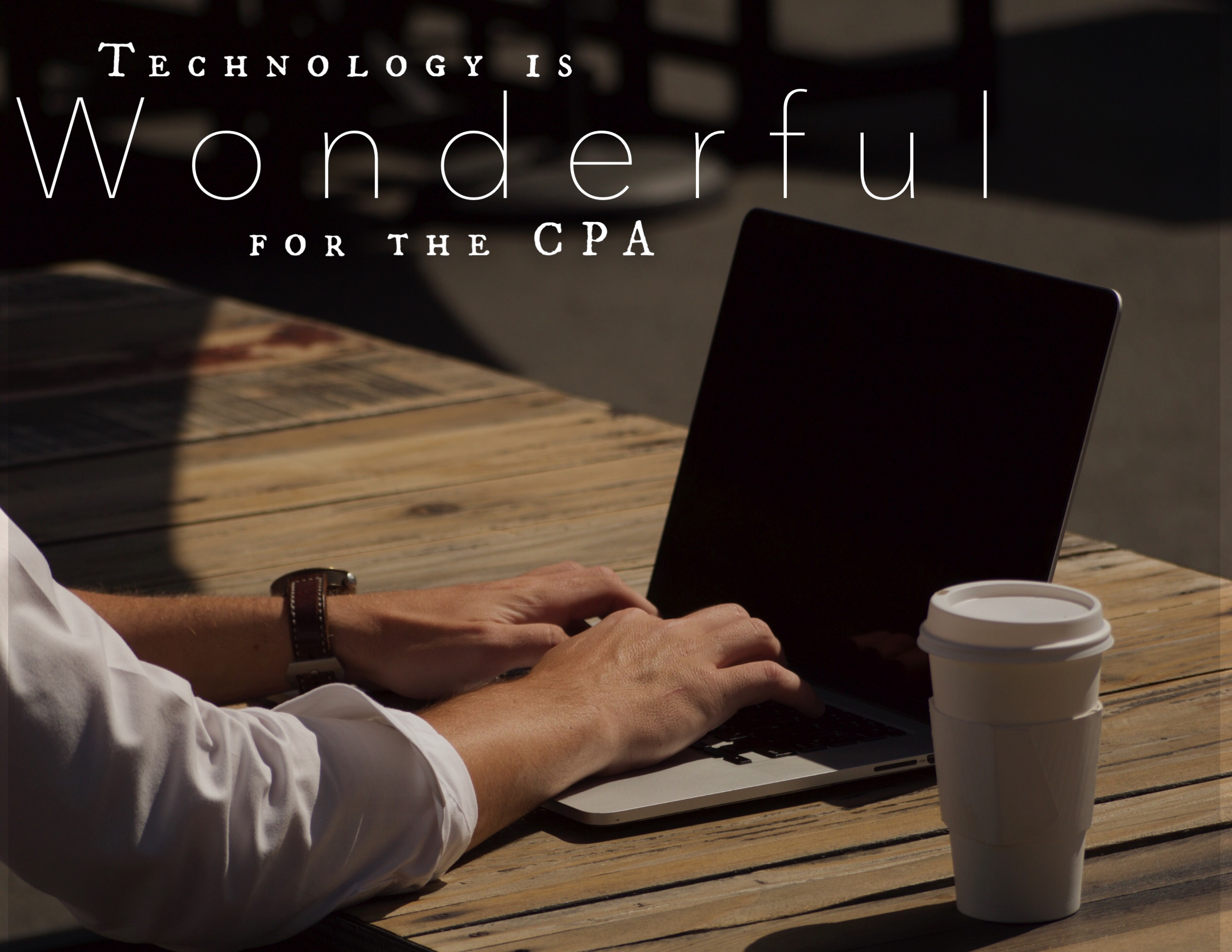 Wonderful News for CPAs at AICPA Engage