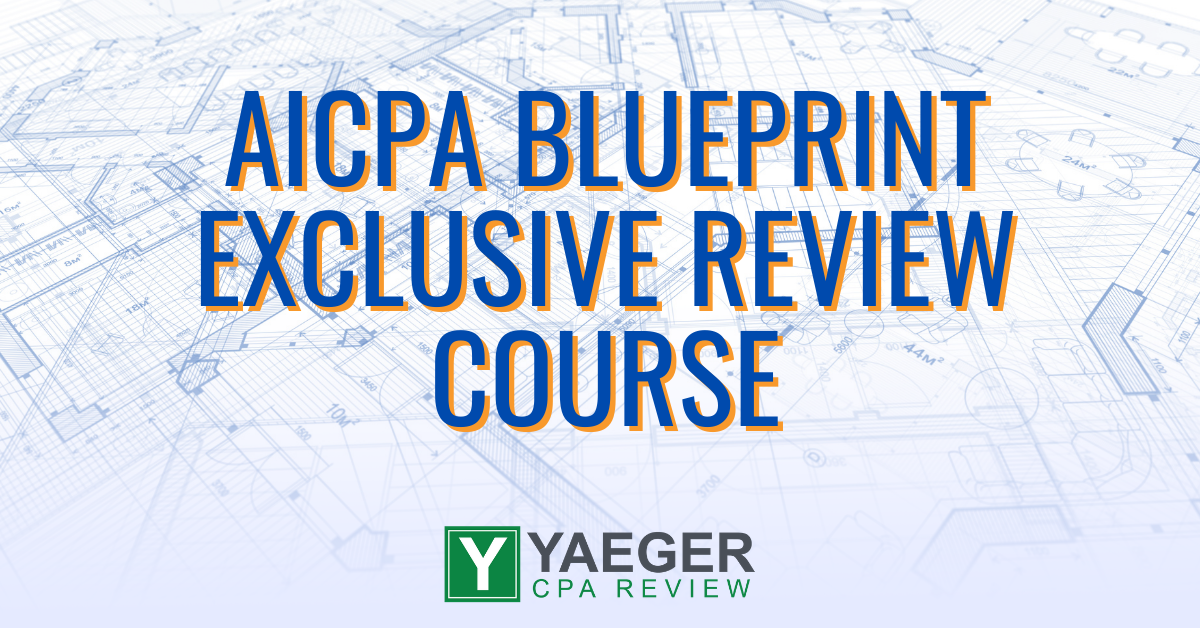 AICPA Bleuprint Exclusive Exam Course