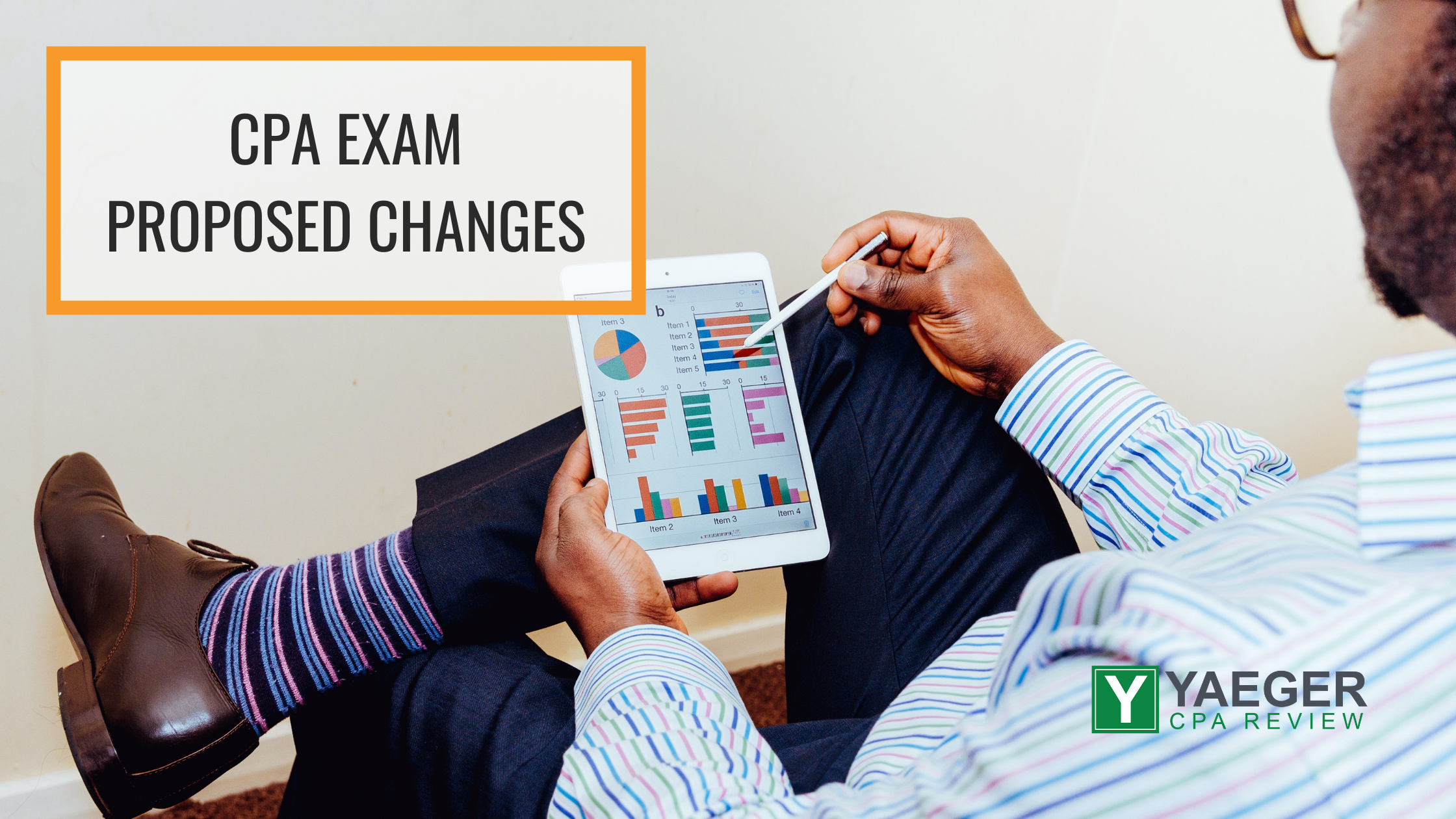 CPA Exam Proposed Changes