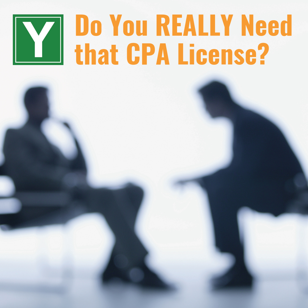 You Don't need a CPA